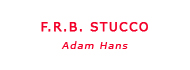 STUCCO Adam Hans